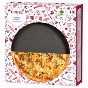 Pack recette quiche - antiadhérent - 280 x 305 x 30 mm