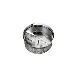 Grille 1,5 mm pour moulin n°5 étamé