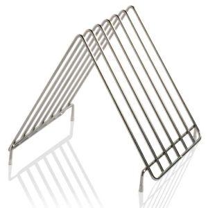 Range planches - inox - 30 x 28 x 26,3 cm